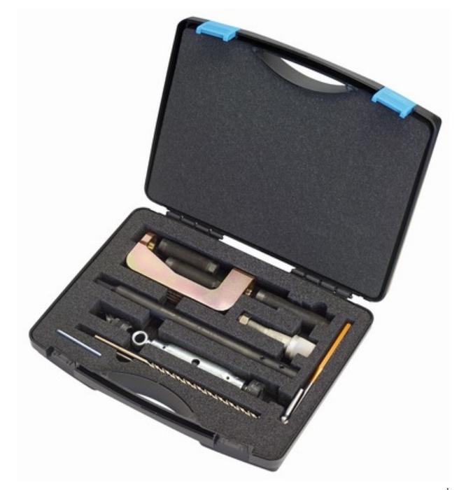 Klann KL-0250-43 KA Drill-Out Tool Kit