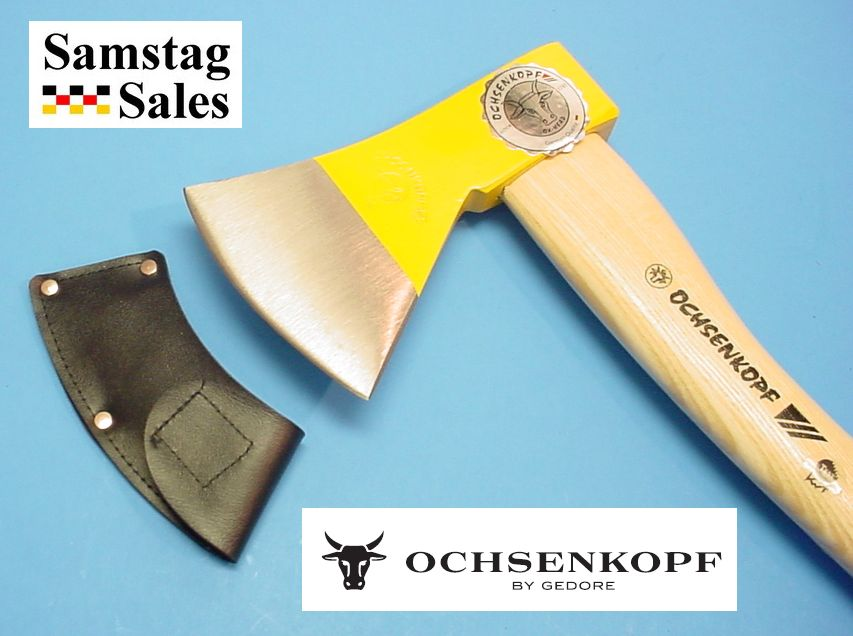 Ox-Head Camping Hatchet Samstag Sales