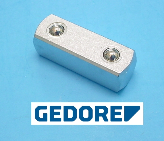 """Gedore 1994 Male Square Driver 1/2"""" to 1/2"""" drive"""