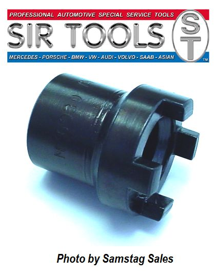 Sir Tools M0030 Pin Wrench Socket