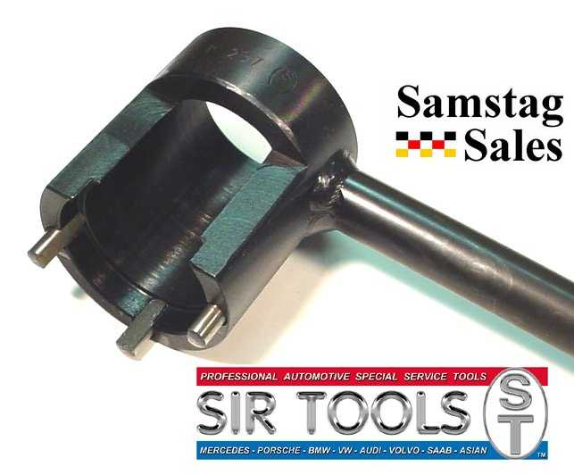 PORSCHE 9191 Sir Tools P237 Cam Bar