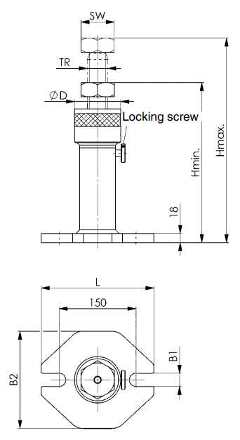 AMF Clamping Element Catalog Page