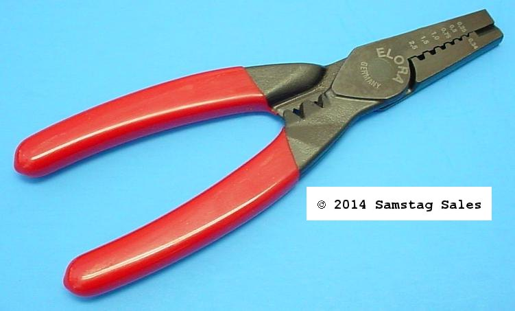 Elora 466A-2.5 Crimping Pliers