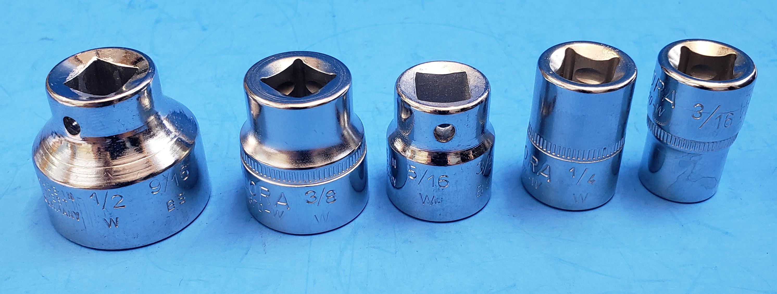 LH linksschneidend HSS Schneideisen DIN EN 22568 Durchmesser = 12,700 mm British Standard Whitworth BSW nach DIN 11: 1//2 x 12