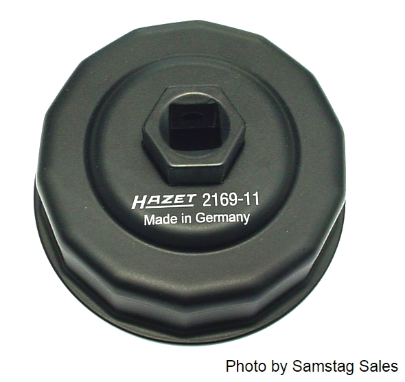 HAZET 2169-11 Oil Filter Wrench