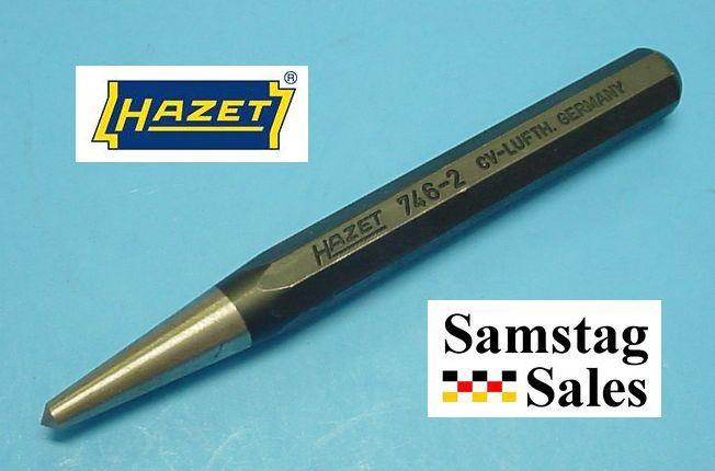 Hazet 746-2 Center Punch, Octagonal Shape 120mm long