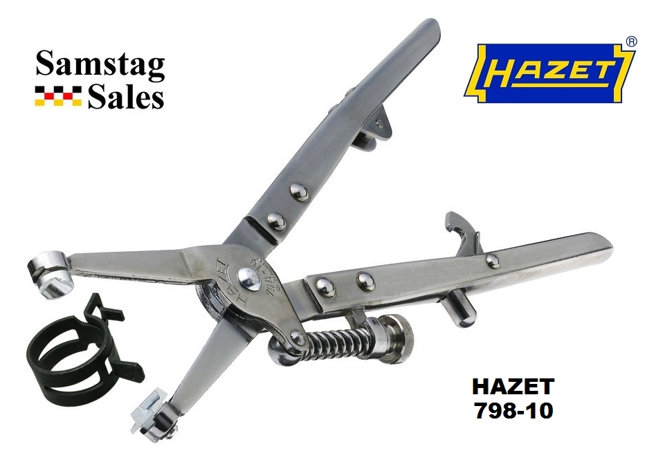 Hazet 798-10 Special Spring Clamp Pliers