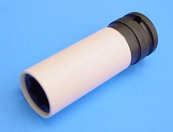 Hazet 905SLG-17 Deep Lug Nut Socket