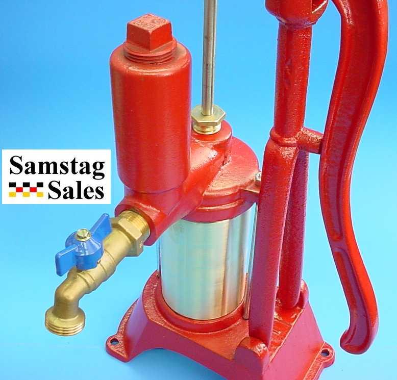 Unique Pitcher Pump Faucet Collection - Luxurious Bathtub Ideas and ...