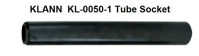 KLANN                     KL-0050-1 Tube Socket