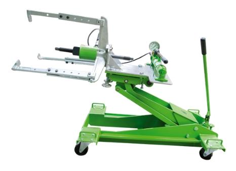 KUKKO Germany Hydraulic Gear Puller