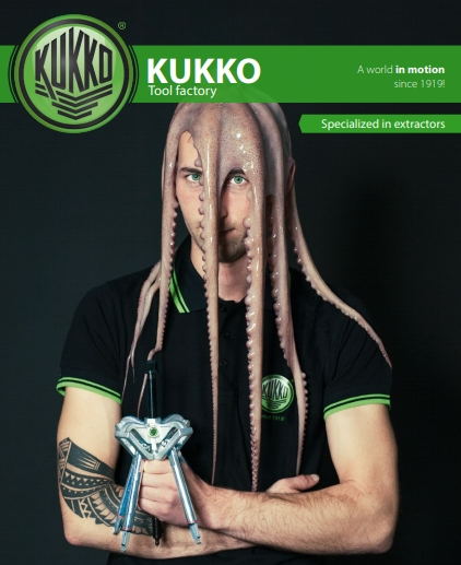 KUKKO the Octopus of Pullers