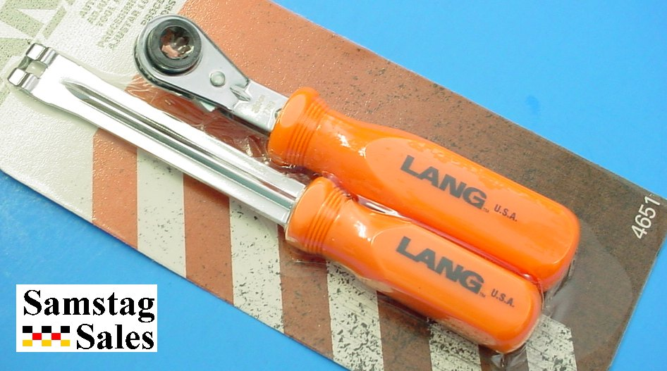 Kastar Lang 4651 Automatic Slack Adjuster                         Release Tool and Wrench