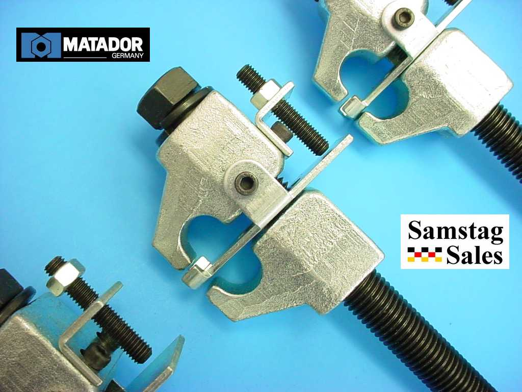 Matador Tools Catalog Page