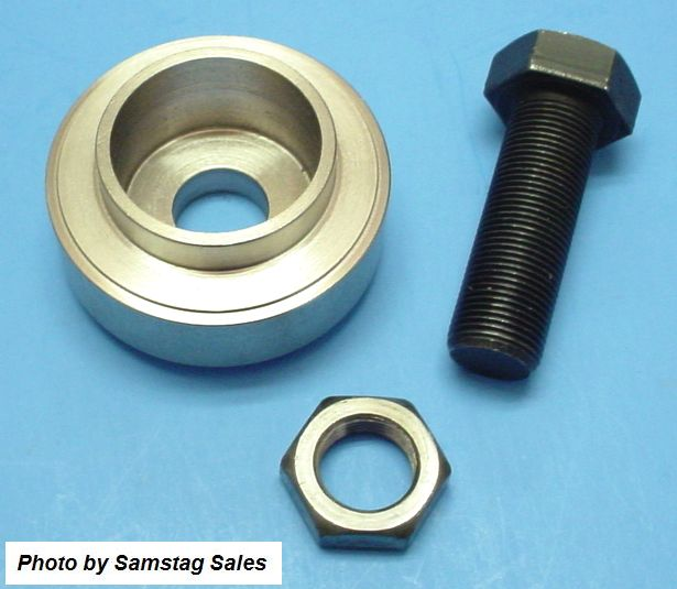 Porsche P73 Press Tool for crankshaft oil seal installation of the type 356