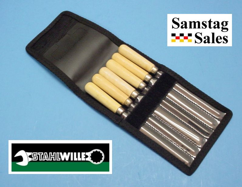 Stahlwille 12800 Mini File Set