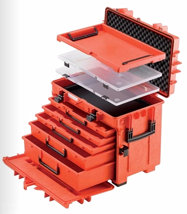 Stahlwille 13217 Orange Tool Box