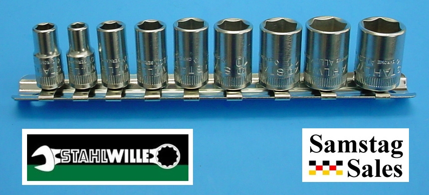 Stahlwille 40/9 Socket Set