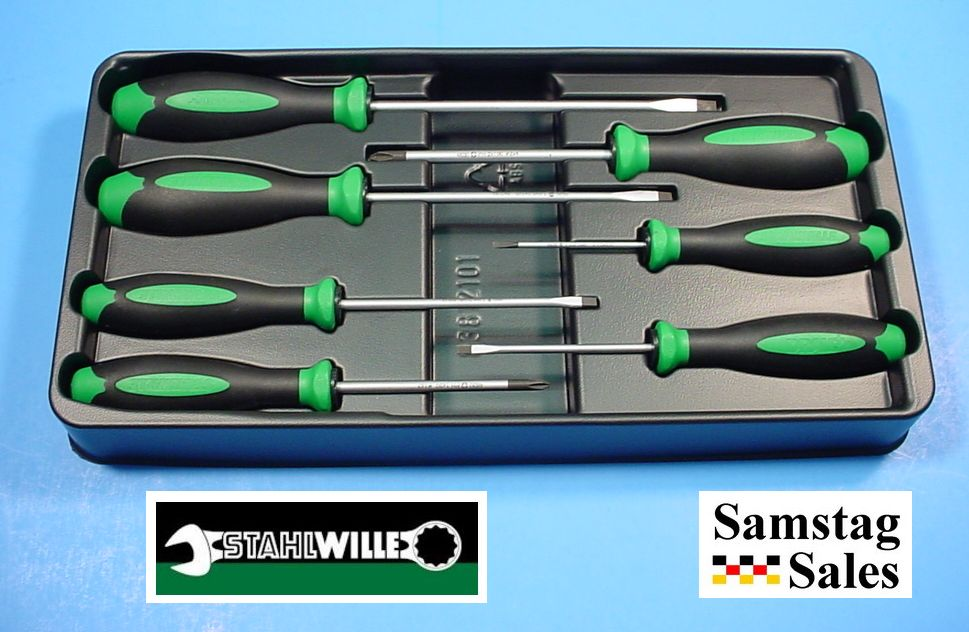 Stahlwille 4691 DRALL Screwdriver Set