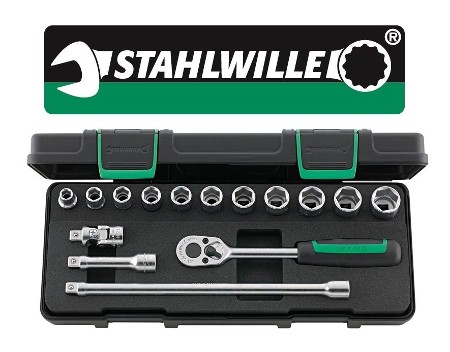 STAHLWILLE German Made 14 Series 22mm LONG COMBINATION WRENCH SPANNER 40102222