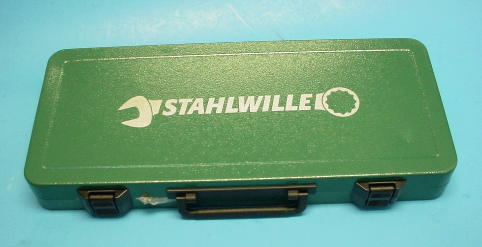 Stahlwille 10980 Body Panel Beating Set Metal Case