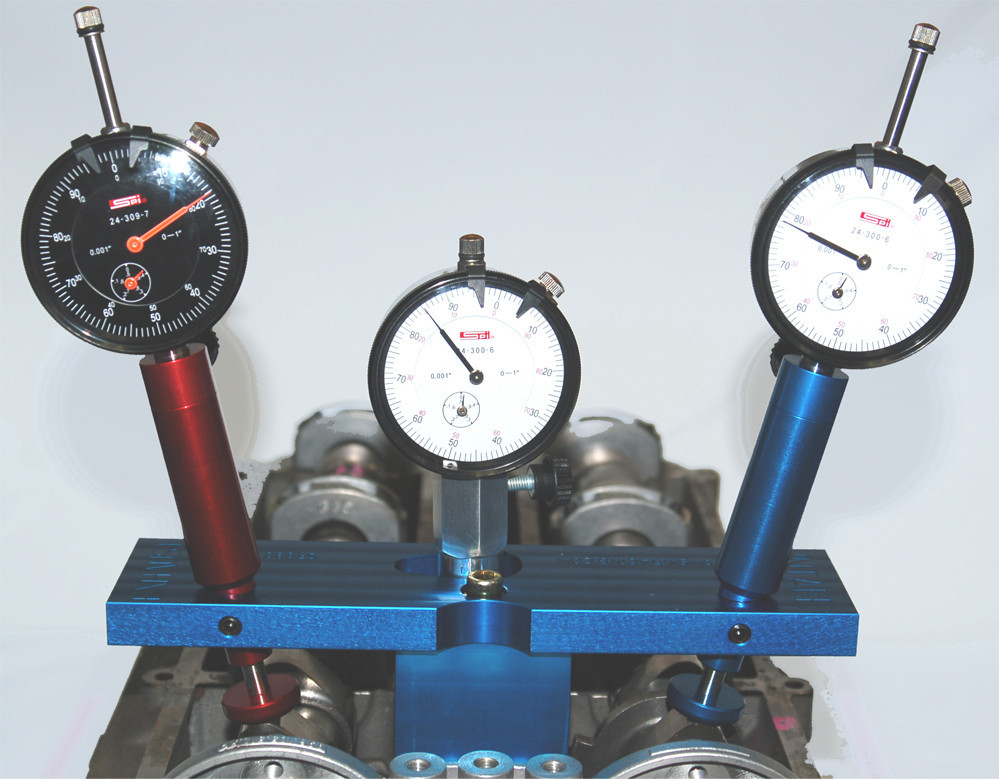 Stomski Racing SR090 Cam Timing Apparatus