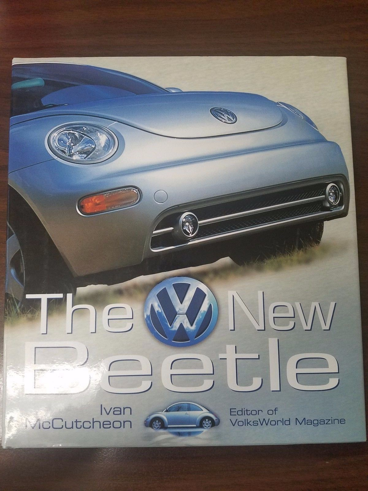 VW New Beetle Book