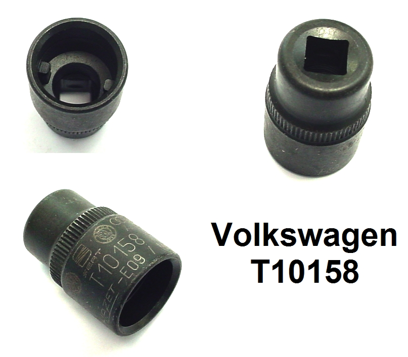 Volkswagen T10158 Pneumatic Suspension