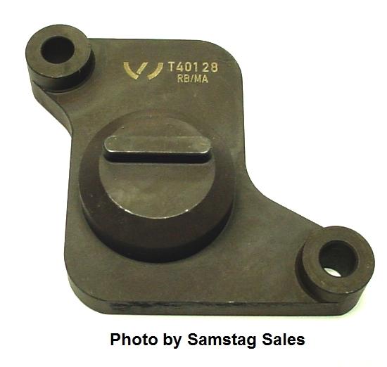 Volkswagen T40128 Balcer Shaft Adjustment                       Tool