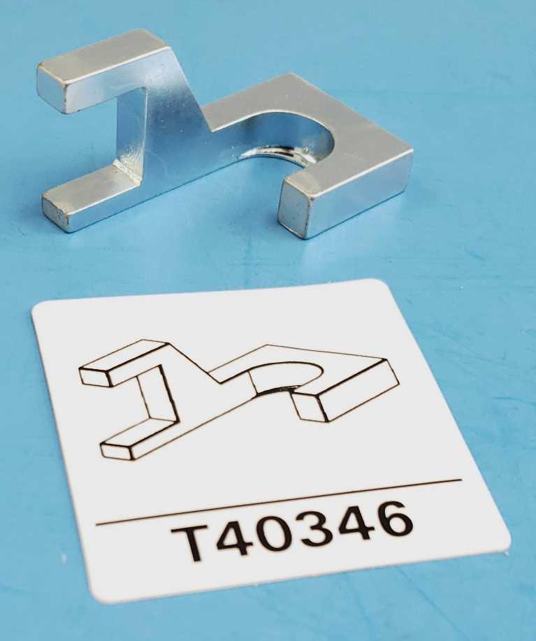 Volkswagen                         T40346 Setting Gauge for Adjusting the Charge                         Pressure Positioner