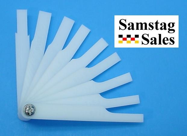 EG 1210900 Plastic Feeler Blade Set