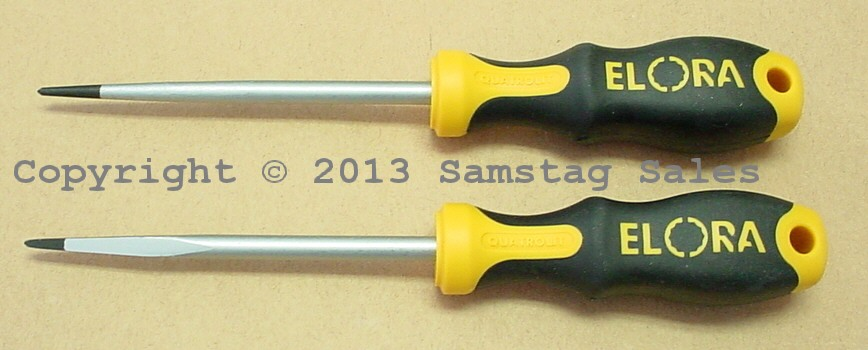Elora Type 745 Screwdrivers