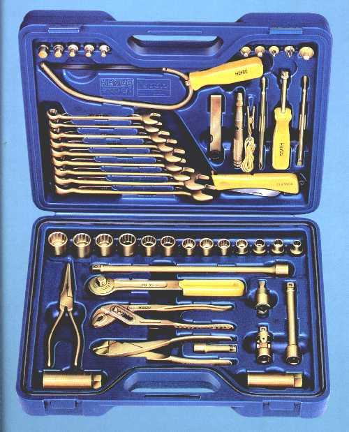 Marine Tool Kits For Boats : Heyco expert nautic sport tool kit