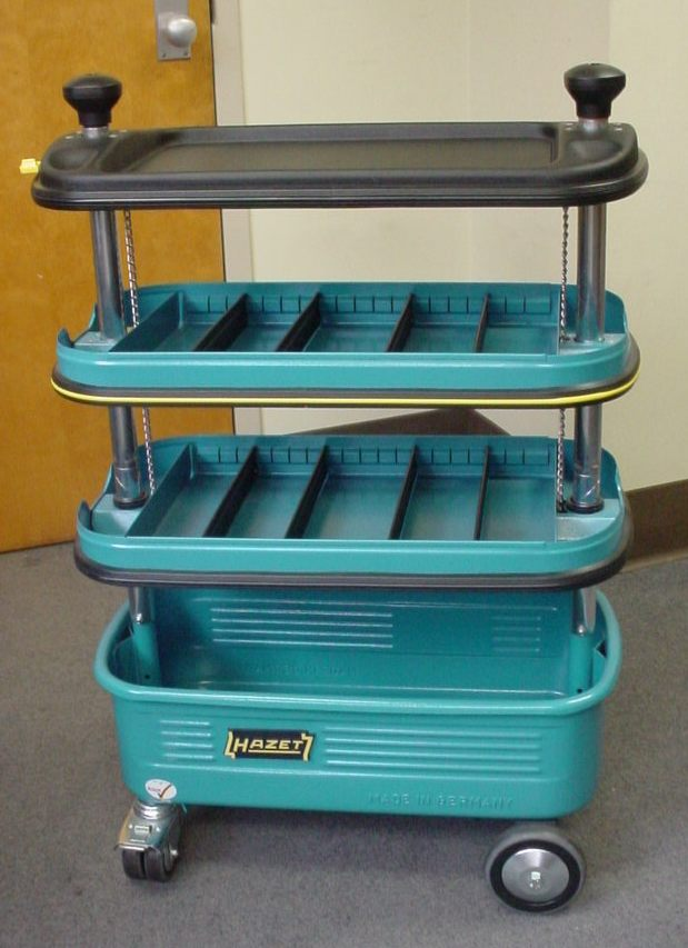 Hazet 166N Old Style Assistent Tool Box