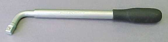 "Hazet 772 Wrench, Expanding Lug Wrench with                       1/2"" drive"