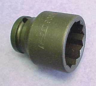 HAZET 900SZ-30 Impact Socket 30mm