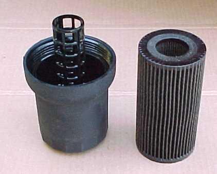 Volkswagen T40057 Oil Drain Adapter
