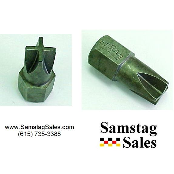 Paschke Profitec 51-211-300 Bit for Power                           Steering Servo Pump Lock Nut