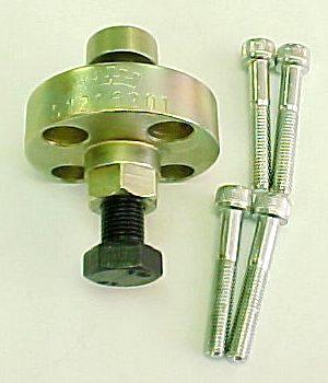 Pascke Profitec 51-216-301 Puller for Crankshaft                   Vibration Damper