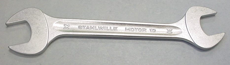 Stahlwille 10-30x32 Double Open End Wrench