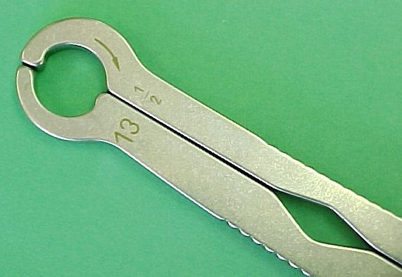 Stahlwille 240 Open-End Ratchet Wrench