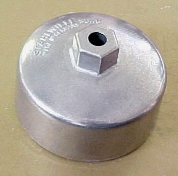 Stahlwille 3045 Socket, Spin off oil filter
