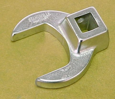 Stahlwille 540-27 Crow-Foot Spanner