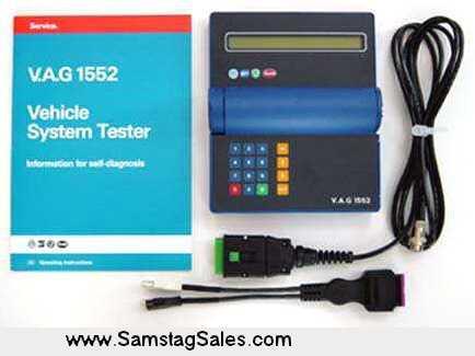Vag 1552 Tester