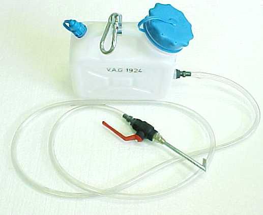 Volkswagen VAG1924 Transmission Filling                       Device