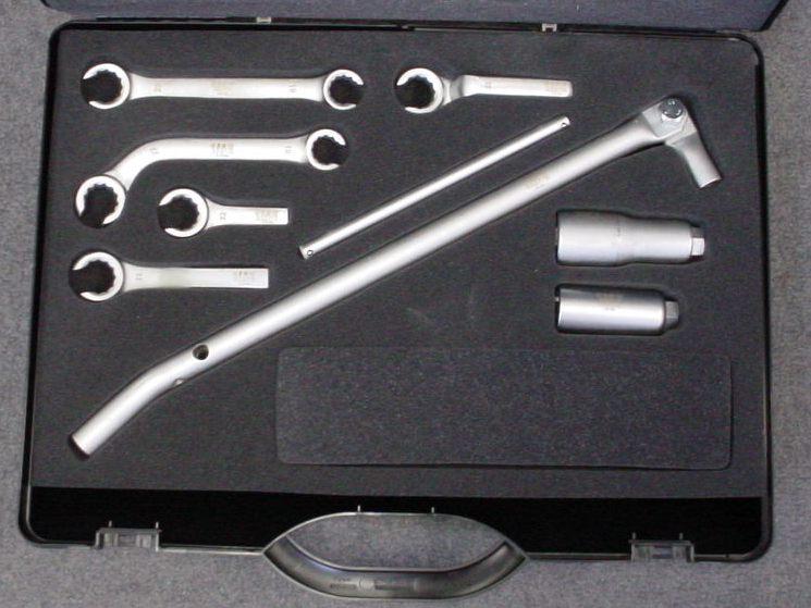 Volkswagen 3337 Oxygen Sensor Set with 9                       Parts