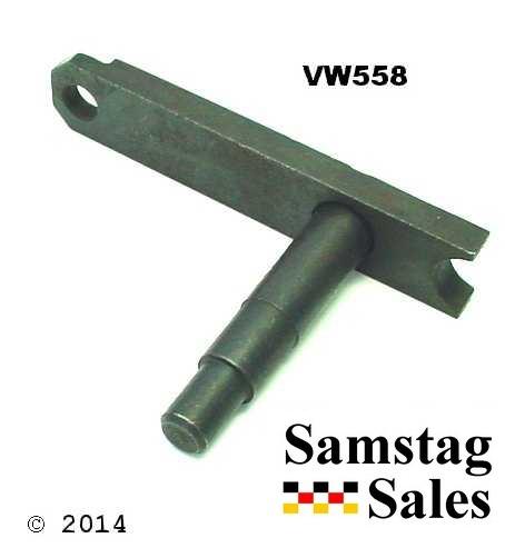 Volkswagen VW558 Flywheel Lock Adapter