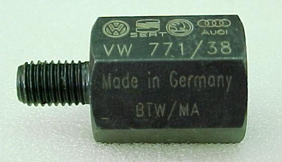 Volkswagen 771/38 Adapter bit for Impact                       Hammer 771