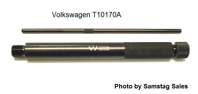 Volkswagen T10170A Dial Guage Adaptor