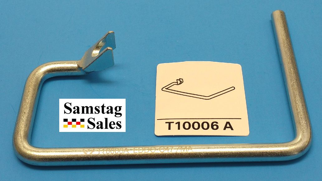Volkswagen T10006A Brake Pedal Release Tool